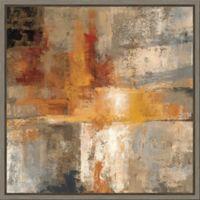 Amanti Art® Silvia Vassileva 22-Inch Square Framed Canvas in Gray Wash