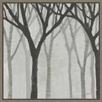 Amanti Art® Kathrine Lovell 22-Inch Square Framed Canvas in Gray Wash