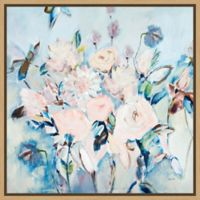 Amanti Art® Joan E. Davis 22-Inch Square Framed Canvas in Maple