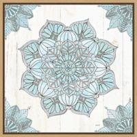 Amanti Art® Anne Tavoletti 22-Inch Square Framed Canvas in Maple