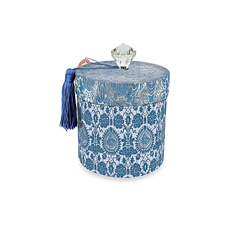 Toilet Tissue Holder in Indigo