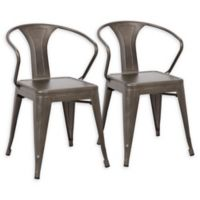 Lumisource® Waco Dining Chairs in Antique (Set of 2)