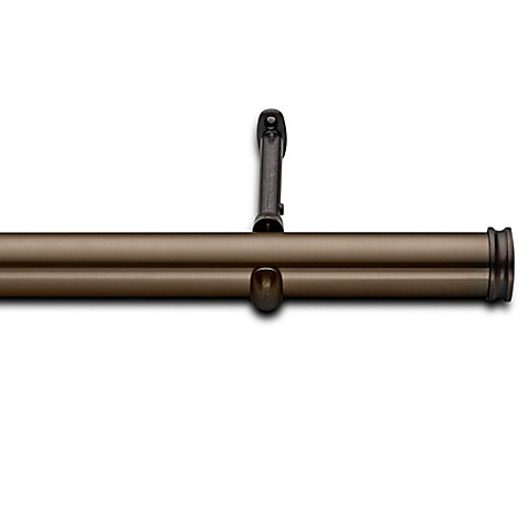 Cambria 174 Elite Complete Decorative Drapery Rod In Oil