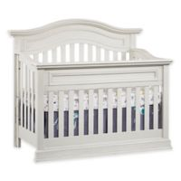 Oxford Baby Glenbrook 4-in-1 Convertible Crib in Oyster White