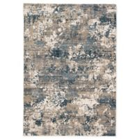 Jaipur Living Intarsia 4' x 5'7 Area Rug in Grey/Blue
