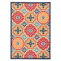 Jaipur Living 8'8 x 11' Indoor/Outdoor Multicolor Area Rug