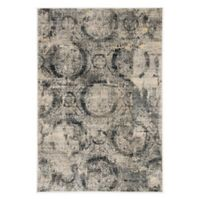 Jaipur Living Paldino 2' x 3' Accent Rug in Grey/Ivory