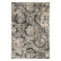 Jaipur Living Paldino 7'6 x 9'6 Area Rug in Grey/Ivory