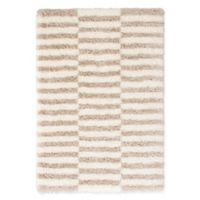 Jaipur Living Soraya Stripes 2' x 3' Accent Rug in Ivory