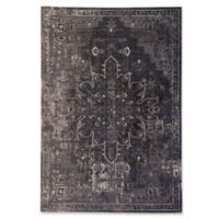 Jaipur Living 7'6 x 9'6 Indoor/Outdoor Area Rug in Blue