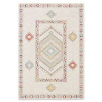 Jaipur Living 2' x 3' Indoor/Outdoor Accent Rug in Ivory