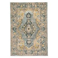 Jaipur Living Jolyn 4' x 5'8 Area Rug in Blue