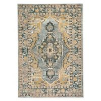Jaipur Living Jolyn 5'3 x 7'6 Area Rug in Blue