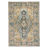 Jaipur Living Jolyn 7'10 x 9'10 Area Rug in Blue