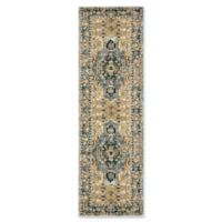 Jaipur Living Jolyn 2'6 x 8' Runner in Blue