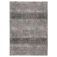 Jaipur Living Dendera 4' x 5'7 Area Rug in Grey/Ivory