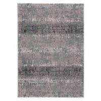 Jaipur Living Dendera 4'3 x 7'6 Area Rug in Grey/Ivory