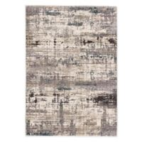 Jaipur Aireloom Colario 4' x 5'7 Area Rug in Ivory/Grey