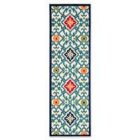 Jaipur Belize Danli 2'6 x 8' Multicolor Indoor/Outdoor Runner