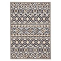 Jaipur Belize Irona 8'8 x 11'10 Indoor/Outdoor Area Rug in Grey/Multi