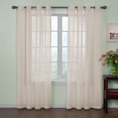 Buy 120-Inch Window Curtain from Bed Bath & Beyond
