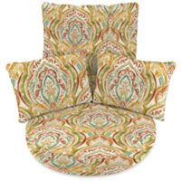 Print Indoor/Outdoor Egg Chair Cushion in Avaco Sunset