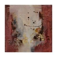 Trademark Fine Art Early Autumn Abstract I 24-Inch Square Canvas Wall Art