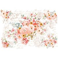 Rose Celebration Wall Decal