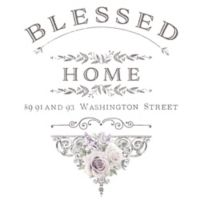 Blessed Peel & Stick Wall Decal
