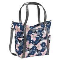 JJ Cole® Heather Floral Bucket Diaper Tote
