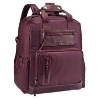 JJ Cole® Papago Pack Diaper Bag in Eggplant