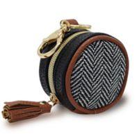 Diaper Bag Charm Pod in Coffee
