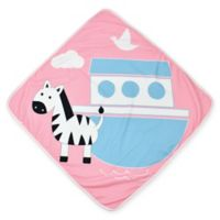 Splash About Nina's Ark Baby Hooded Towel