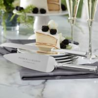 Lenox® Devotion Cake Knife & Server Set