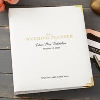 Ultimate Bridal Personalized Wedding Planner