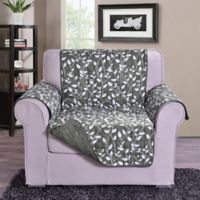 Leaf Chair Sofa Protector in Grey