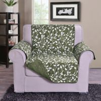 Leaf Chair Sofa Protector in Sage