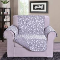 Leaf Chair Sofa Protector in Lilac