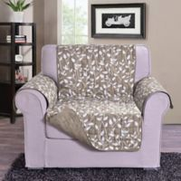 Leaf Chair Sofa Protector in Cream