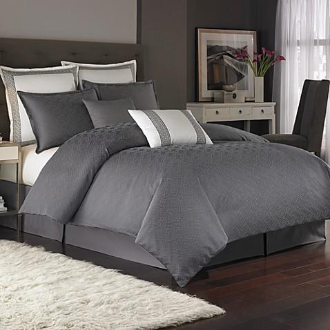 Buy Nicole Miller 174 Metropolitan Duvet Cover From Bed Bath