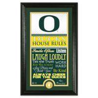 University of Oregon House Rules Coin Photo Mint