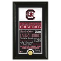 USC House Rules Coin Photo Mint