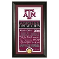 University of Texas at Austin House Rules Coin Photo Mint