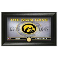 University of Iowa Man Cave Bronze Coin Photo Mint