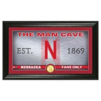 University of Nebraska Man Cave Bronze Coin Photo Mint