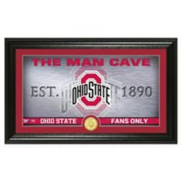 Ohio State University Man Cave Bronze Coin Photo Mint
