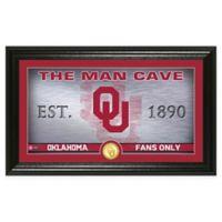 University of Oklahoma Man Cave Bronze Coin Photo Mint