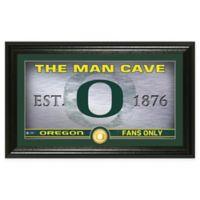 University of Oregon Man Cave Bronze Coin Photo Mint