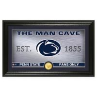 Penn State Man Cave Bronze Coin Photo Mint