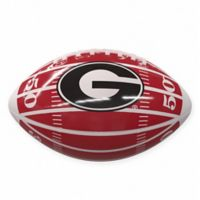 University of Georgia Field Mini-Size Glossy Football